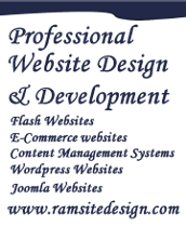 RAM Web Design and Development